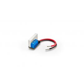 Дополнительное реле для блока управления GIDROLOCK PREMIUM (перекидной контакт 1С) 220В 5А (снятие сигнала аварии, управление внешними устройствами)