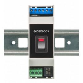 Блок управления GIDROLOCK UNIVERSAL на DIN рейку