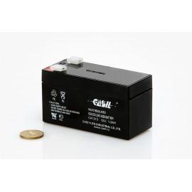 Аккумуляторная батарея 12 Вольт 1,3 ампер*час